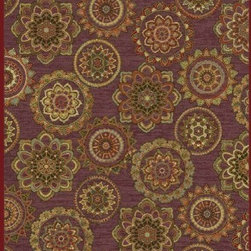 "Dynamic Rugs - Dynamic Rugs Genova 38150-1212 (Multi) 3'6"" x 5'6"" Rug - This Machine Made rug would make a great addition to any room in the house. The plush feel and durability of this rug will make it a must for your home. Free Shipping - Quick Delivery - Satisfaction Guaranteed"