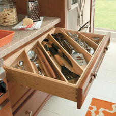Traditional Kitchen Drawer Organizers by MasterBrand Cabinets, Inc.