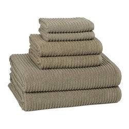Bath Towel , Urbane, Made in Turkey - Urbane Collection by Kassatex, Bath Towel, 30X54, Made in Turkey