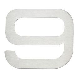 Atlas Homewares - Stainless Steel Paragon #9 (ATHPGN9SS) - Stainless Steel Paragon #9