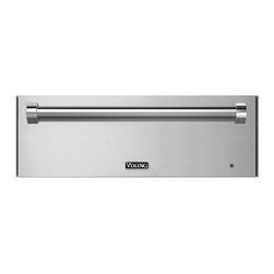 """Viking 3 Series 30"""" Warming Drawer, Stainless Steel 