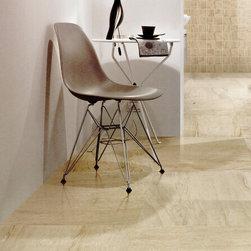 Porcelain Floor Tile -- Marble Series -