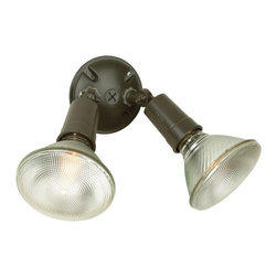 Craftmade - Craftmade PH-2 Dual Head 2 Light Flood Light - Craftmade Dual Head 2 Light Flood LightFeatures: