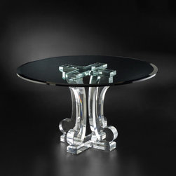 Bordeaux Games Table Pedestal -