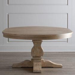 Taylor Pedestal Table -