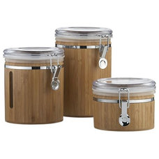 Contemporary Kitchen Canisters And Jars by Crate&Barrel