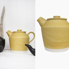 Contemporary Teapots by Sparrow & Co.