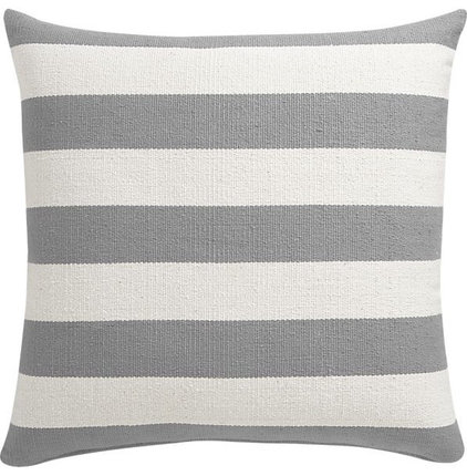 contemporary pillows by Crate&Barrel
