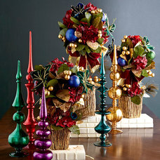 Holiday Accents And Figurines by Horchow