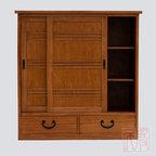 reproductions of Japanese kiri wood tansu. - GETTA BAKO