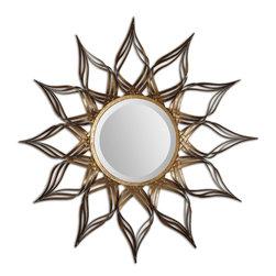 Joshua Marshal - Adelphi Sunburst Mirror - Adelphi Sunburst Mirror
