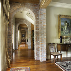 Traditional  by Al Jones Architect