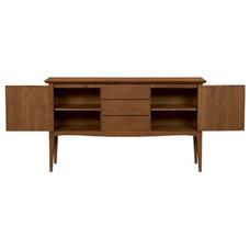 Calista Sideboard in Buffets, Sideboards | Crate&Barrel