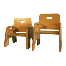 """Anatex - Seat Height Stacking Kid's Club Chair - Wooden Stacking Chairs are great for classrooms, home, waiting rooms, and play areas and they can be stacked up high to save space! They are also a convenient and handy supplement to activity tables. Choose just the right height for your little ones to sit on while they have fun playing and learning. Features: -Made of high-quality birch polywood.-Made in the U.S.A.-Ages 2+.-Product Type: Chair.-Distressed: No.-Powder Coated Finish: No.-Gloss Finish: No.-Solid Wood Construction: No.-Non-Toxic: Yes.-UV Resistant: No.-Fire Resistant: No.-Scratch Resistant: No.-Stain Resistant: No.-Rust Resistant: Yes.-Mildew Resistant: No.-Rot Resistant: No.-Insect Resistant: No.-Arms Included: No.-Upholstered Seat: No.-Upholstered Back: No.-Nailhead Trim: No.-Rocker: No.-Swivel: No.-Glider: No.-Reclining: No.-Footrest Included: No.-Stackable: Yes.-Foldable: No.-Legs Included: Yes -Number of Legs: 4.-Leg Material: Wood.-Protective Floor Glides: No..-Casters: No.-Storage Area: No.-Cupholder: No.-Skirted: No.-Ottoman Included: No.-Adjustable Height: No.-Ergonomic Design: No.-Age Recommendation: 2+.-Outdoor Use: No.-Seating Capacity: 1.-Weight Capacity: 80 lbs.-Commercial Use: Yes.-Recycled Content: No.-Eco-Friendly: Yes.-Product Care: Wipe with warm moist cloth and quickly dry with cleam dry cloth. Dp not use strong liquid cleaner, ammonia or bleach.-Country of Manufacture: United States.-Convertible: No.Specifications: -FSC Certified: No.-CPSIA or CPSC Compliant: Yes.-CARB Compliant: Yes.-Green Guard Certified: No.Dimensions: -Overall Height - Top to Bottom (Size: 8""""): 15"""".-Overall Height - Top to Bottom (Size: 10""""): 19"""".-Overall Width - Side to Side (Size: 8""""): 11.5"""".-Overall Width - Side to Side (Size: 10""""): 11.75"""".-Overall Depth - Front to Back (Size: 8""""): 12"""".-Overall Depth - Front to Back (Size: 10""""): 12"""".-Seat Height (Size: 8""""): 6.5"""".-Seat Height (Size: 10""""): 8.5"""".-Seat Width - Side to Side: 10.5"""".-Seat Depth - Front to Back: 7.5""""."""
