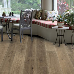 Urban Hardwood Floor