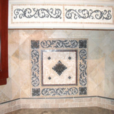 Traditional Tile by American Tile and Stone/Backsplashtogo