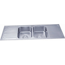 Asian Kitchen Sinks by Anupam Sinks
