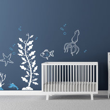 Beach Style Decals by Cherry Walls