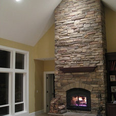 Opinions requested: Hearth and fireplace height?? | Hearth.com Forums Home