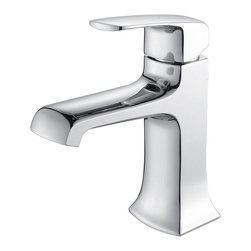 Kraus - Kraus Decorum Single Lever Basin Faucet Chrome - * Flawless design and functionality
