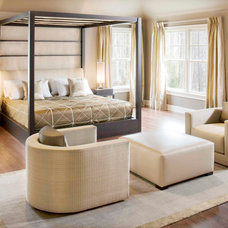 Modern Canopy Beds by Aguirre Design