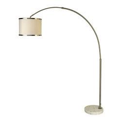 Trend Lighting - Lux II Arc Floor Lamp - -120 Volts