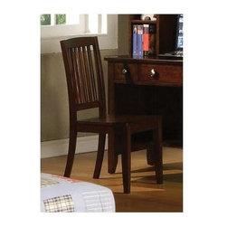 Winners Only - Del Mar Side Chair - Tapered legs. 19 in. W x 20 in. D x 36 in. H
