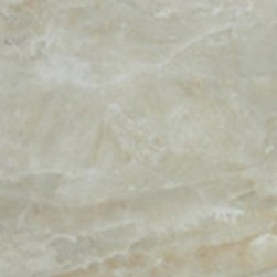 Tilesbay.com - Sample of 12X24 Polished Pietra Onyx Porcelain Tile - Pietra Onyx 12X24 Polished Porcelain Tile features swirls of whites, creams, and light golds. It is available in a variety of sizes and recommended for residential use including flooring and wall applications. Also known as Crystal Onyx Polished
