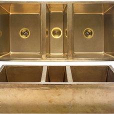 Modern Kitchen Sinks by Rustica Hardware
