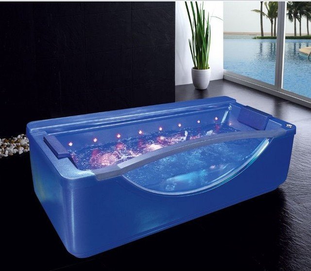 Modern Bathtubs by Crush