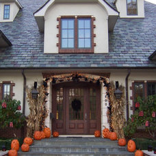 Houzzer's Halloween Decor