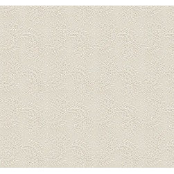 Coralie Lace - Ivory - The decorative fabric Coralie Lace in Ivory