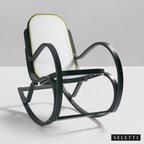 Seletti Rocking Chair - Your alternative reclining chair would be this Rock Me chair by Seletti