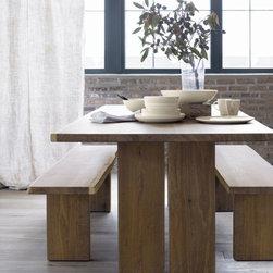 "Dakota 77"" Dining Table -"
