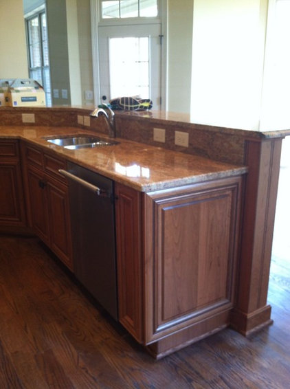 Traditional Kitchen Cabinetry by Wholesale Building Materials