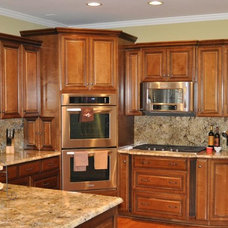 Kitchen Countertops by Cary Granite