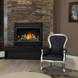 Napoleon GD36 Series 38'' x 39'' DV Gas Fireplace System - The GD36 Fireplace from Napoleon®.