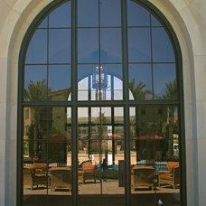 Mediterranean Front Doors by Riviera Bronze Mfg.