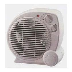 World Marketing - Pelonis Fan Heater - Pelonis Fan Heater - 500/1000/1500 Watt settings.  Automatic thermostat.  Fan only setting.  Power-on light.