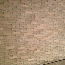 Modern Tile by Fowler Tile Design