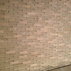 modern kitchen tile by Fowler Tile Design