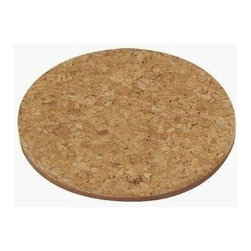 "Plastec Products - Plastec Products 24 PDQ Display 10 Real Cork Mat (12-Pack) (RCM10PDQ) - Plastec Products RCM10PDQ 24 PDQ Display 10"" Real Cork Mat (12 Pack)"