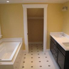 Traditional Bathroom by Signature Designs Kitchen & Bath