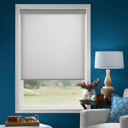 Laura Ashley Roller Shades in Sterling - Laura Ashley Roller Shade comes in a wide variety of colors and patterns that no description can do justice. See the color swatches to be blown away by the style and elegance of this new offering.