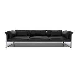 Go Large Triple Sofa by B&T Design - Features: