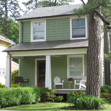Light green house with white trim - White house green trim ...