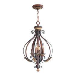 Livex Lighting - Livex Lighting 8556-63 Ceiling Light/Semi-Flush Mount Light - Livex Lighting 8556-63 Ceiling Light/Semi-Flush Mount Light