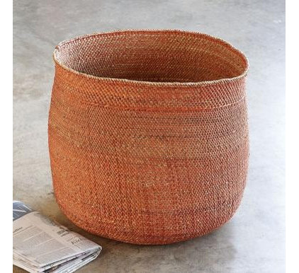 Eclectic Baskets by Sundance Catalog
