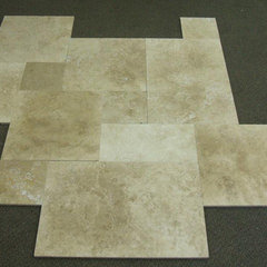 mediterranean floor tiles by StoneLocator
