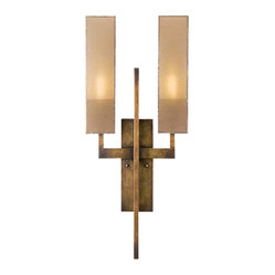 Perspectives Bronze Sconce, 789950GU